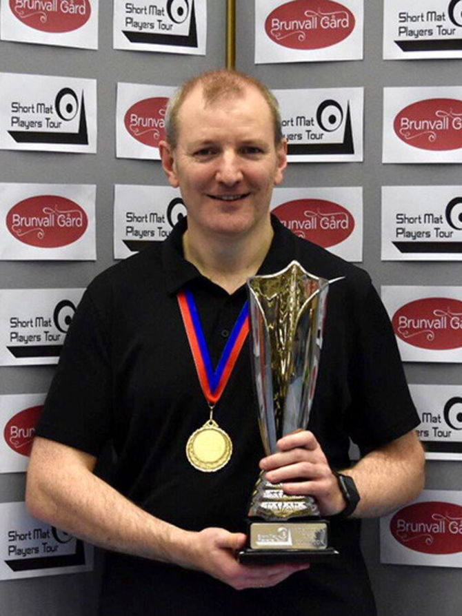 Mark Beattie (Short Mat Player)
