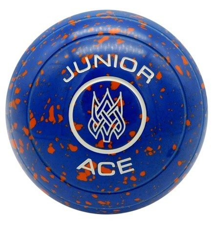 Junior Ace - Blue/Orange