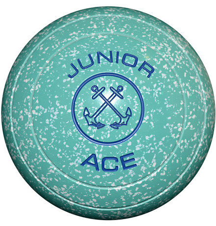 Junior Ace - Mint/White