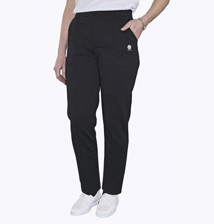 Ladies Black Sport Trousers