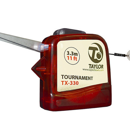 Tournament Measure 11ft (Red)