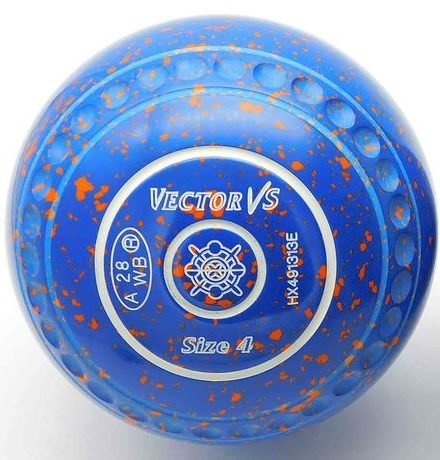 VECTOR VS BLUE/ORANGE SIZE 4 (E37)