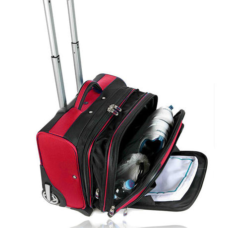 Taylor Trolley Case - Red