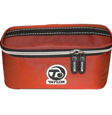 2 Bowl Bag - Red