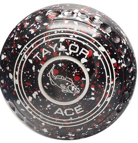 ACE BLACK/WHITE/RED SIZE 1 (A22)