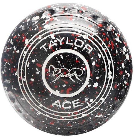 ACE BLACK/WHITE/RED SIZE 1 (A25)