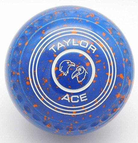 ACE BLUE/ORANGE SIZE 4