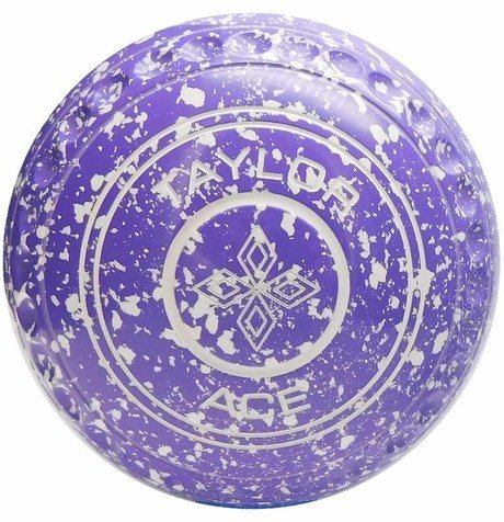 ACE PURPLE/WHITE SIZE 0 (C9)