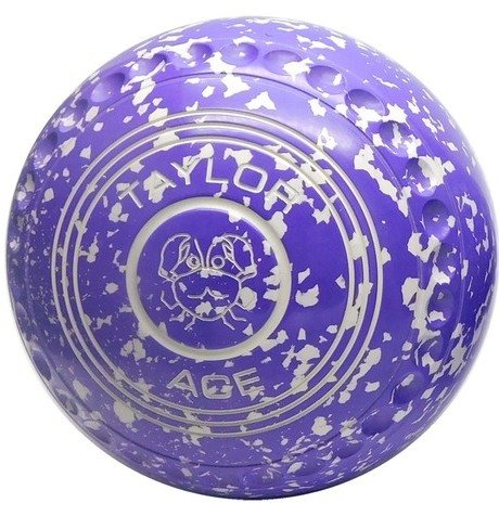 ACE PURPLE/WHITE SIZE 4 (A6)