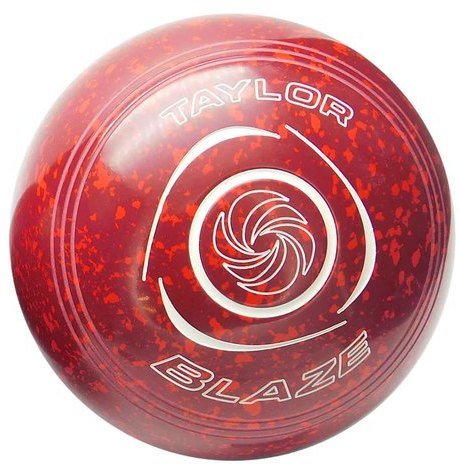 BLAZE MAROON/RED SIZE 4 PLAIN (NO GRIP) (H34)