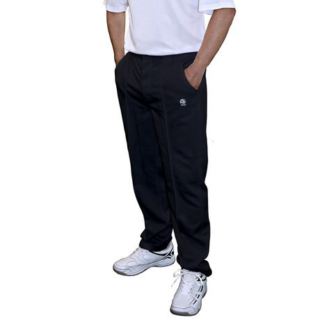 Gents Black Sport Trousers