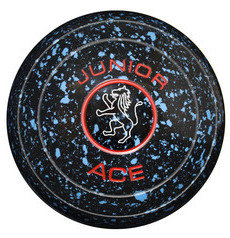 Junior Ace - Black/Blue