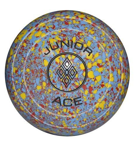 JUNIOR ACE - BLUE/RED/YELLOW