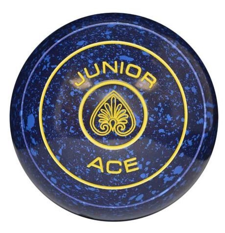 Junior Ace - DBlue/Blue