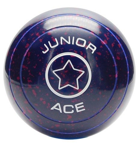 Junior Ace - DBlue/Magenta