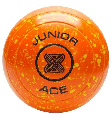 Junior Ace - Orange/Yellow