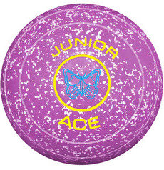 Junior Ace - Pink/White (CandyFloss)