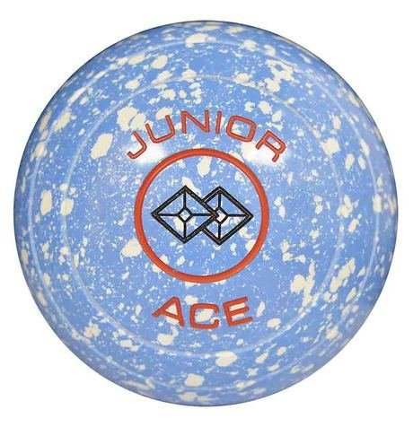 Junior Ace - Sky Blue/White