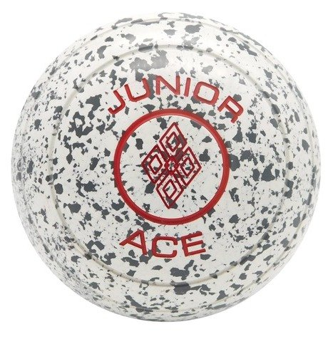 Junior Ace - White & Grey