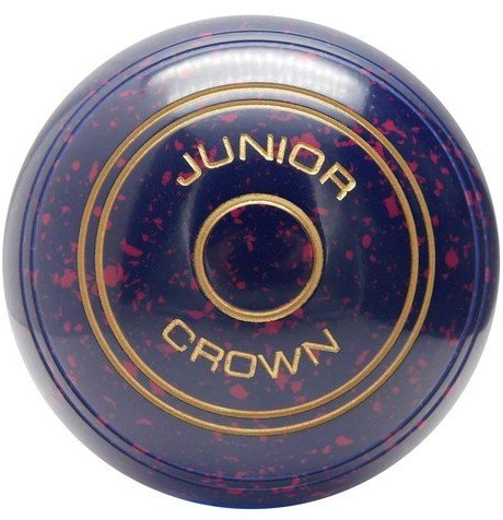 Junior Crown - DBlue/Magenta