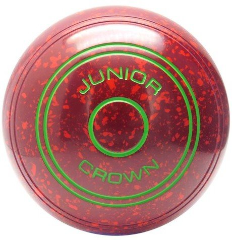 Junior Crown - Maroon/Red