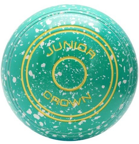 Junior Crown - Mint/White