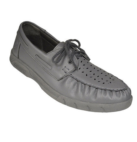 Ladies Camille II Lace-up shoe - Grey