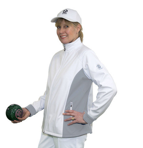 Ladies Soft Shell Sports Jacket