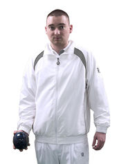 Gents Ace Sport XVI Jacket - Silver Trim
