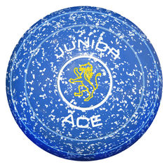 Junior Ace - Blue/White