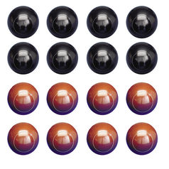 Scottish Carpet Bowls (Set 16)